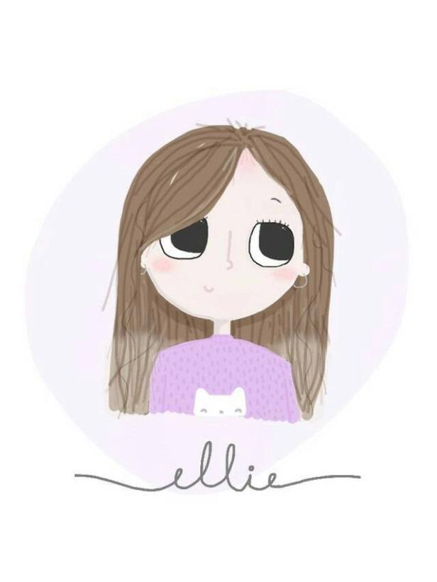 The diary of ellie logo