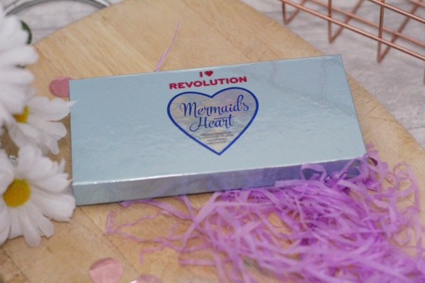 Mermaids heart packaging