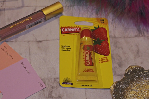 Carmex strawberry