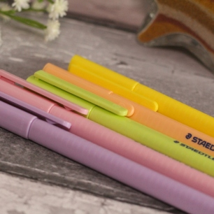 Staedtler highlighter pens